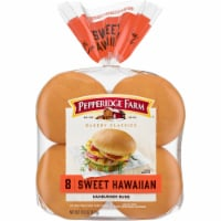 Pepperidge Farm Bakery Classics Sweet & Soft Hamburger Buns 8 Count
