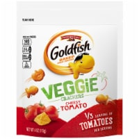 Goldfish Cheesy Tomato Veggie Crackers