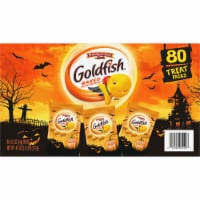 Goldfish Halloween Mulitpack, 0.5 Ounce (80 Count) - 1 unit