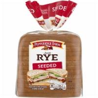 Pepperidge Farm Seeded Rye Bread