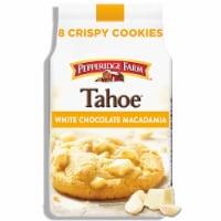 Pepperidge Farm® Tahoe® White Chocolate Macadamia Crispy Cookies - 7.2 oz
