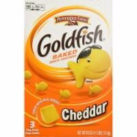 Pepperidge Farm Goldfish Crackers (66 Ounce) - 1 unit
