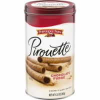Pepperidge Farm Pirouette Chocolate Fudge Creme Filled Wafers