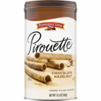 Pepperidge Farm Pirouette Chocolate Hazelnut Creme Filled Wafers