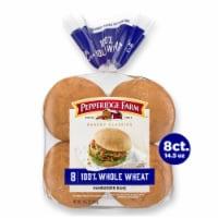 Pepperidge Farm Bakery Classics 100% Whole Wheat Hamburger Buns