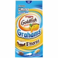 Goldfish Grahams S'mores Baked Graham Crackers