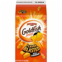 Goldfish Xtra Cheddar Baked Snack Crackers