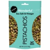 Wonderful No Shell Sea Salt & Vinegar Pistachios