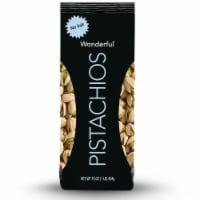 Wonderful No Salt Pistachios - 16 oz