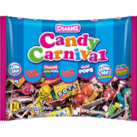 Charms Candy Carnival Variety Candy Bag - 44 oz