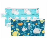 Bumkins Reusable Snack Bag - Assorted