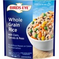 Birds Eye Steamfresh Brown & Wild Rice with Vegetables Steamer Bag
