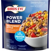Birds Eye Steamfresh Protein Blends Southwest Style Vegetables