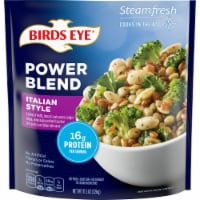 Birds Eye Steamfresh Protein Blend Italian Style Vegetables