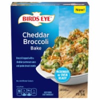 Birds Eye Cheddar Broccoli Bake Frozen Vegetables