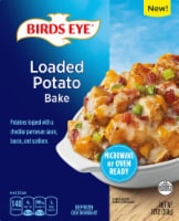 Birds Eye Loaded Potato Bake Frozen Side Dish