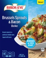Birds Eye Brussels Sprouts & Bacon Bake Frozen Side Dish