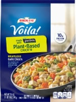 Birds Eye Voila Plant Based Gardein Garlic Chick'n Vegetable Frozen Meal