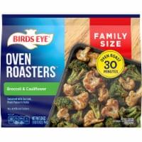 Birds Eye Oven Roasters Broccoli and Cauliflower Frozen Vegetables Family Size - 28 oz