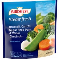 Birds Eye Steamfresh Mixtures Broccoli Carrots Peas Water Chestnuts
