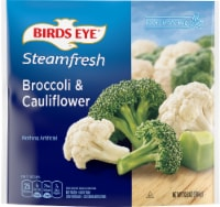 Birds Eye Steamfresh Broccoli & Cauliflower