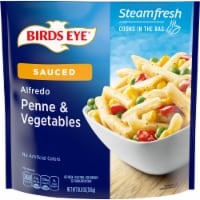 Birds Eye Steamfresh Chef's Favorite Penne & Vegetable In Alfredo Sauce Frozen Meal