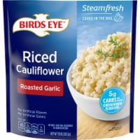Birds Eye Steamfresh Roasted Garlic Riced Cauliflower