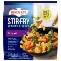 Birds Eye Stir Fry Veggies and Sauce Teriyaki Frozen Vegetables - 15 oz