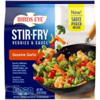 Birds Eye Stir Fry Veggies and Sauce Sesame and Garlic Frozen Vegetables - 15 oz