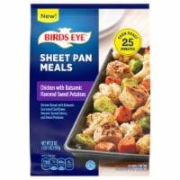 Birds Eye Sheet Pan Chicken With Balsamic Flavored Sweet Potatoes Frozen Meal - 21 oz