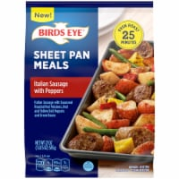 Birds Eye Sheet Pan Italian Sausage With Peppers Frozen Meal - 21 oz