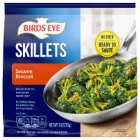Birds Eye Skillets Sesame Frozen Broccoli
