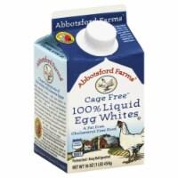 Abbotsford Farms Cage Free Liquid Egg Whites