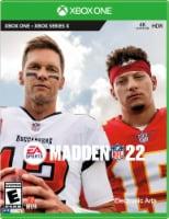 Madden NFL 22 (XBox One) - 1 ct