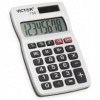 700 Pocket Calculator, 8-Digit LCD 700