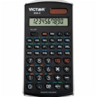 Victor 930-2 Scientific Calculator, 10-Digit Lcd 9302 - 3 x 5