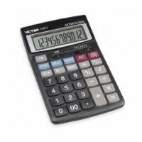 Victor Finance Desktop Calculator,LCD,12 Digits  1180-3A - 1