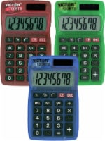Victor Technology Assorted 8-Digit Kid's Calculator - 1 ct
