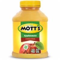 Mott's Cinnamon Applesauce Jar - 48 oz