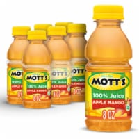 Mott's Apple Mango Juice 6 Bottles