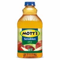 Mott's Sensibles Less Sugar Apple Juice