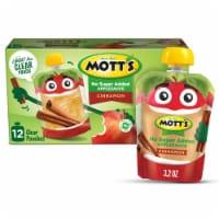 Mott's No Sugar Added Cinnamon Applesauce