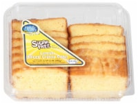 Hill & Valley Sugar Free Sliced Lemon Cakes