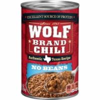 Wolf Brand No Bean Chili - 38.5 oz