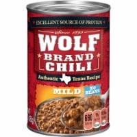Wolf Brand Mild No Beans Chili