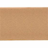 Ghent Bulletin Board,Cork,Wood Frame,60x48  WK45 - 1
