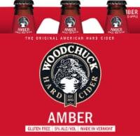 Woodchuck® Hard Cider - 6 bottles / 12 fl oz