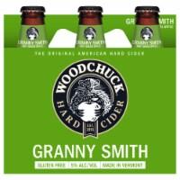 Woodchuck® Granny Smith Hard Cider - 6 bottles / 12 fl oz