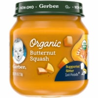 Gerber 1st Foods Organic Butternut Squash Baby Food
