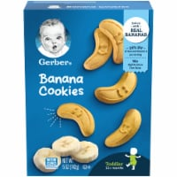 Gerber Toddler Banana Cookies